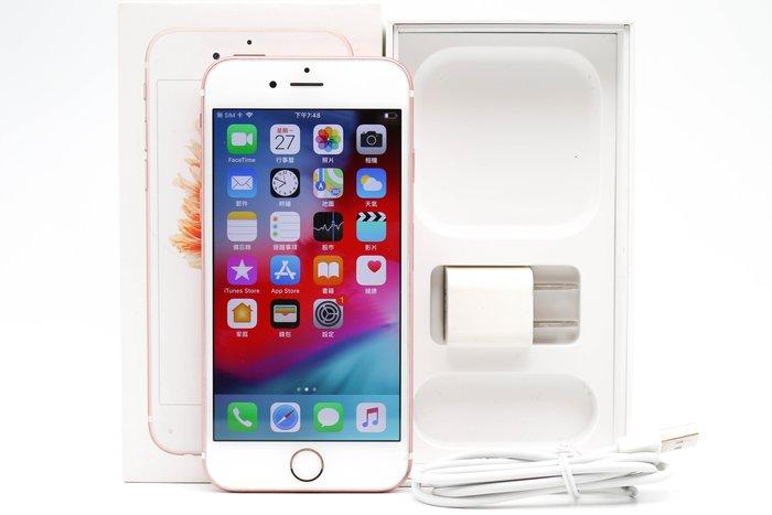 【青蘋果3C】APPLE iPhone 6S 4.7吋 玫瑰金 64G 64GB 二手 蘋果手機 #38305