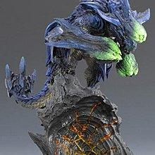 Monster Hunter 魔物獵人CFB手辨碎龍/怒碎龍