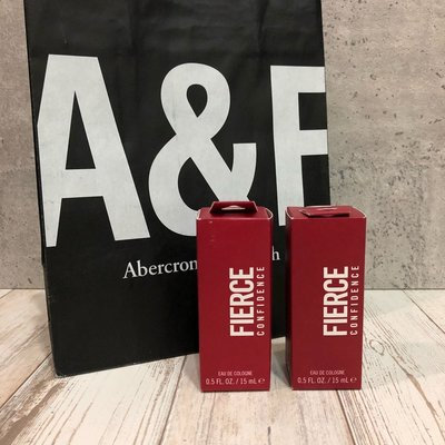 Maple麋鹿小舖 Abercrombie&Fitch * AF 男生紅色肌肉男古龍水 COLOGNE*15ml