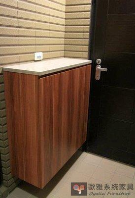 【歐雅系統家具】鞋櫃 系統家具 櫥櫃 廚具 收納櫃 原價11484特價8196