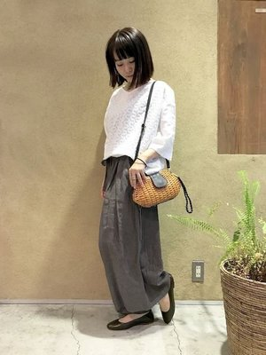 |The Dood Life|日本小眾森 pas de calais / 幾何学系列 高級織品 刺繡襯衫
