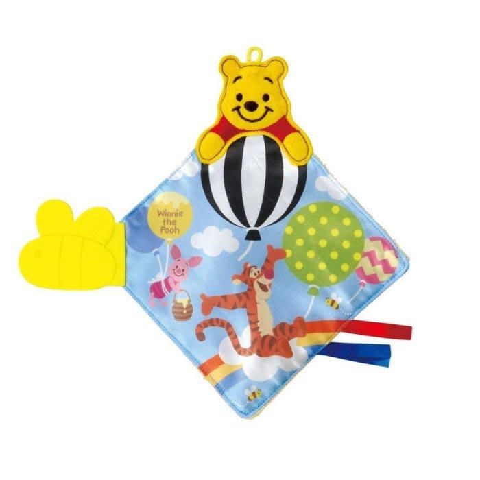 麗嬰 日本 多美 TAKARA TOMY 迪士尼 小熊維尼 維尼固齒器 兒童 嬰幼兒 DS11007