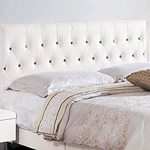 法式5尺床頭片個性創意歐式簡约現代臥房(2款可選)