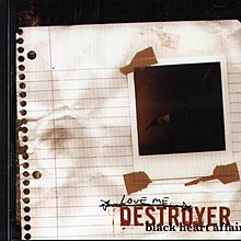 八八 - Love Me Destroyer - Black Heart Affair - NEW