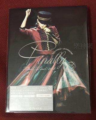 安室奈美惠namie amuro Final Tour 2018 Finally日版初回DVD+名古屋巨蛋公演 五枚組