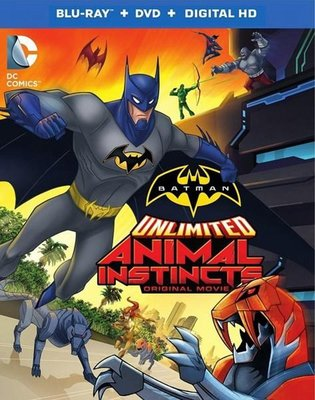 【藍光電影】蝙蝠俠無極限:怪物騷亂 Batman Unlimited:Monster Mayhem(2015) 75-068