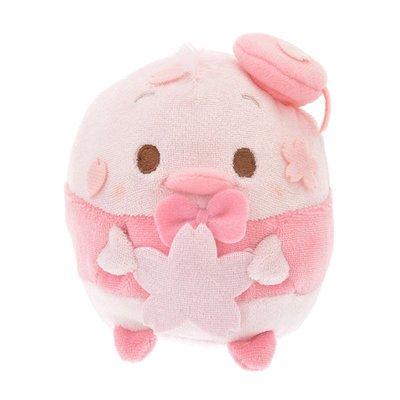 現貨 不用等 日本正品代購 迪士尼 ufufy 香氣 雲朵娃娃 萌萌必備 櫻花限量款 日本限定 S尺寸 唐老鴨 粉嫩粉紅