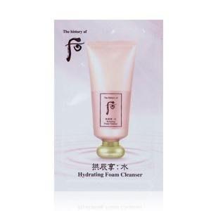 隨身樣品包系列,韓國正品N1,~WHOO 后 拱辰享 山茶花保濕潔顏蜜 (2ml)