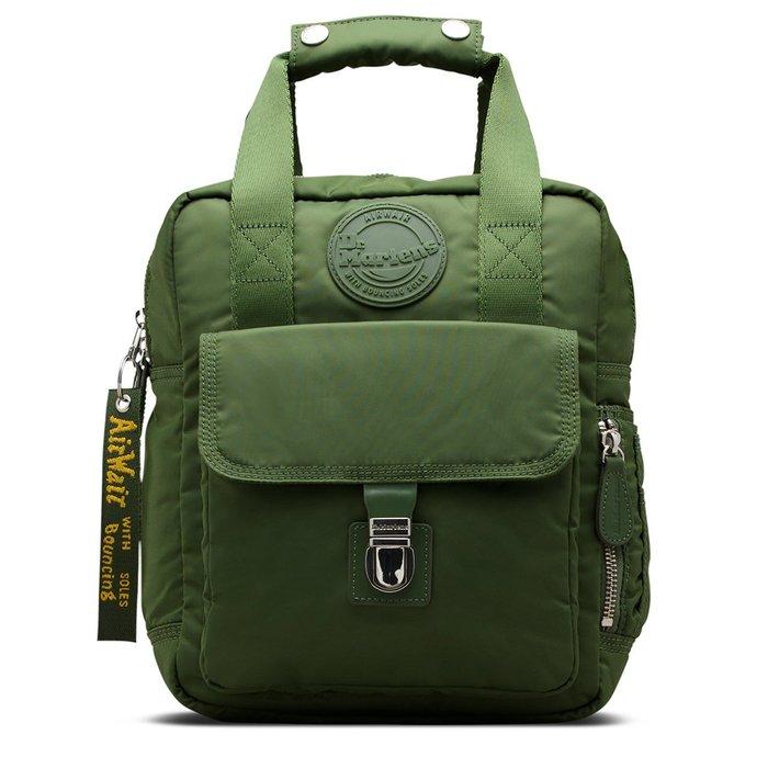 預購 3F美國代購 100%正品 Dr. Martens 馬汀大夫 SMALL NYLON BACKPACK 後背包