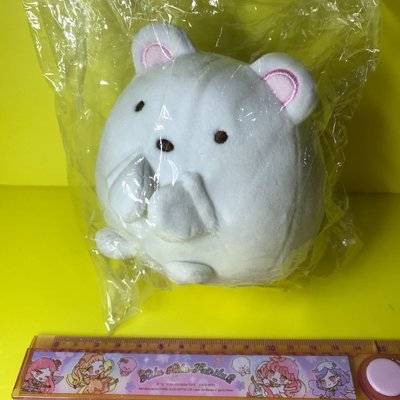白色小老鼠(全新)