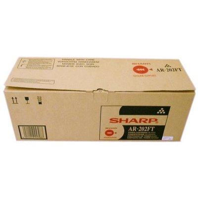 原廠公司貨SHARP AR-202FT影印機碳粉匣適用AR-205 /  M207 /  M160 /  M162 新北市