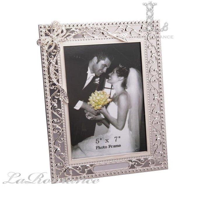 【芮洛蔓 La Romance】相戀今生鏤空系列永恆回憶 5 x 7 相框 / 情人節 / 婚禮 / 生日