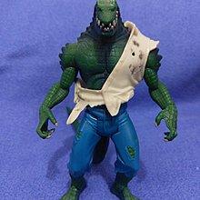 dc universe killer croc 6吋 mezco marvel legends shf mafex neca storm figma