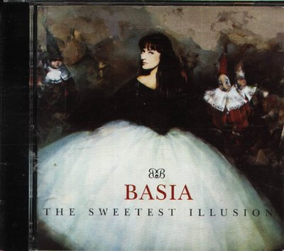 八八 - Basia - Sweetest Illusion - 日版