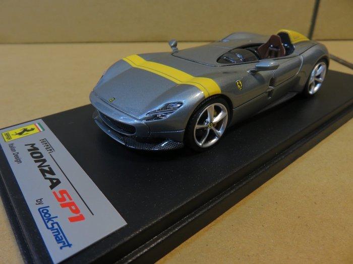 =Mr. MONK= Looksmart Ferrari Monza SP1