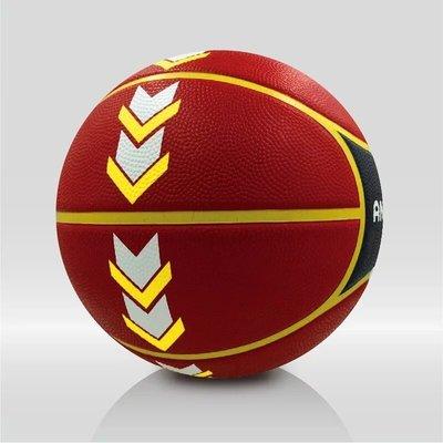 便宜運動器材 ANGO RB6AG10PBJST2-I 射手投籃訓練籃球#6   赤艷紅 尺寸:6