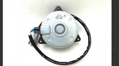09-ALPHARD/ 06-PREVIA/ 冷氣風扇馬達(扁型-出線)日本DENSO 原廠件