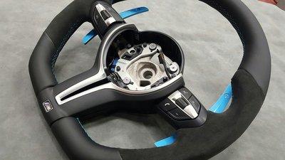 BMW F30/F31變型蟲方向盤訂製...