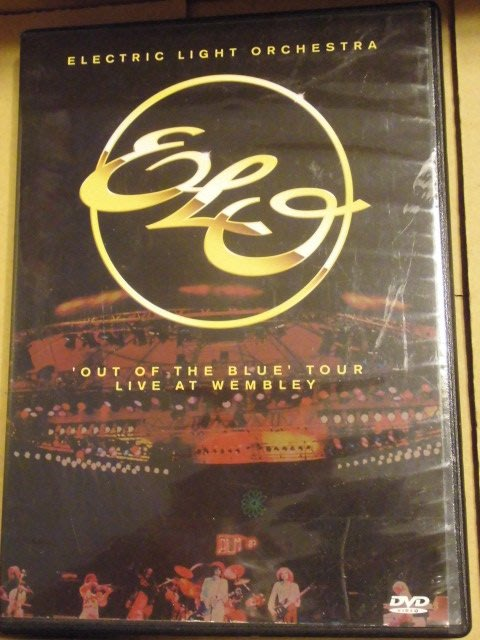 Electric Light Orchestra ELO Out of the Blue Live at Wembley