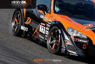 RAYS VOLK RACING TE37 SL 鍛造鋁圈 經典再進化 5H100 歡迎詢問 / 制動改