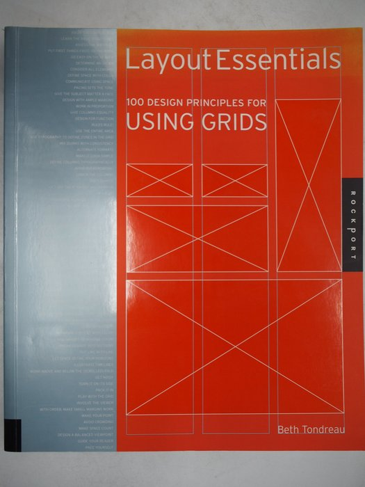 Layout Essentials:Principles for Using Grids_Beth 〖美工設計〗AEP