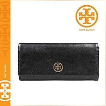 Tory bruch Robinson Envelope Continental Wallet - Black