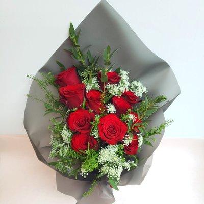 真.鮮花系列一生一世玫瑰花