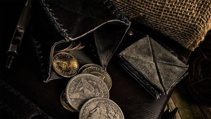 【天天魔法】【1183】(副廠)特殊設計的錢包~ The Traveler by Jeff Copeland