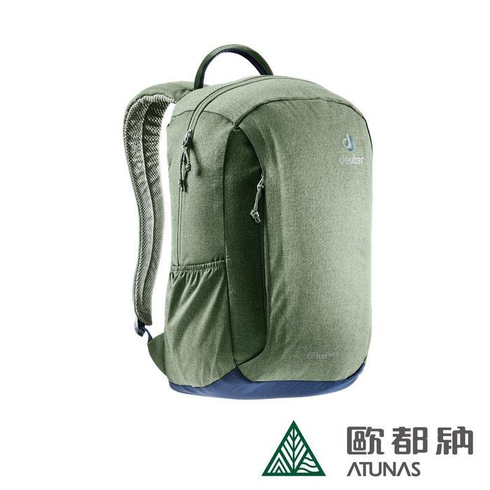 歐都納 德國 Deuter VISTA SKIP 14L  橄欖綠  休閒旅遊背包(健行/旅遊)