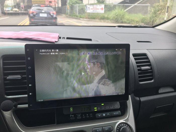 全美汽車影音 TOYOTA WISH 安卓機 10.2吋螢幕 台灣設計組裝 系統穩定順暢 售服完善 另有7吋專車專用機