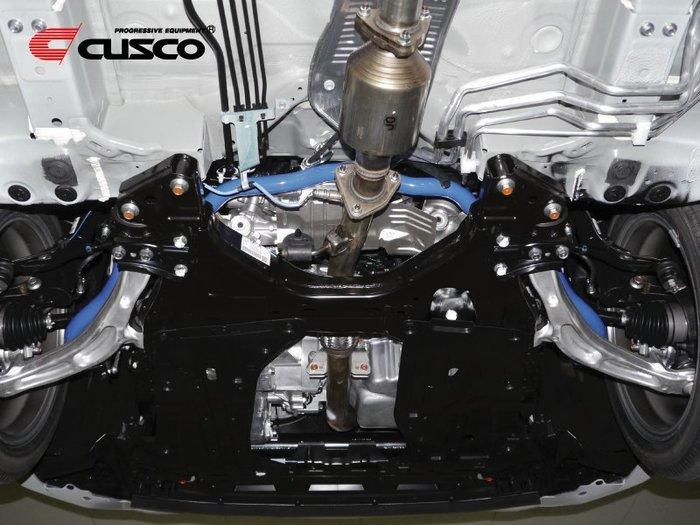 Honda 本田 Odyssey 2.4 RC 奧德塞 專用 日本 Cusco 前下 35mm 防傾桿 拉桿
