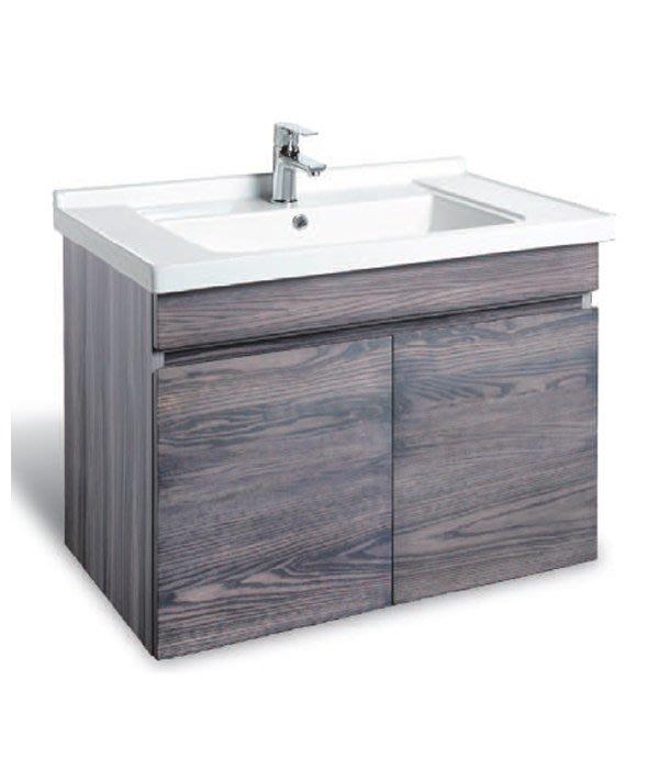 CORINS 水平線 洗灰 -CHG-R-80 防水發泡板檯面盆浴櫃