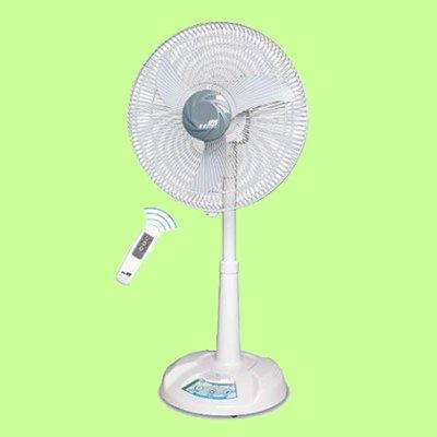 5Cgo【聯強】ACCES 北方NORTHERN 17吋【充電式】DC/AC遙控電扇(LED燈) SFD17301 含稅