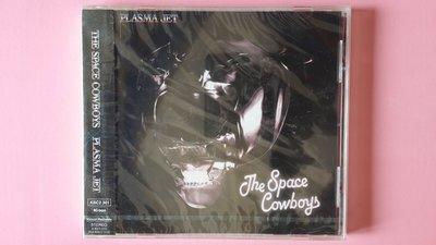 【鳳姐嚴選二手唱片】全新品 THE SPACE COWBOYS-PLASMA JET プラズマ・ジェット 日壓 宣傳品