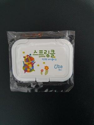 Sprinkle 韓國 河馬濕紙巾蓋/重覆黏貼