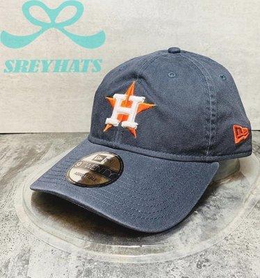 [SREY帽屋]預購*NEW ERA 9TWENTY 920 軟版 MLB 休士頓太空人 美國限定 棒球帽 老帽