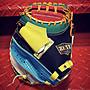 貳拾肆棒球-日本直送ZETT 100周年PRO STATUS 東京奧運明星賽all star限定捕手手套/日製/小林式樣