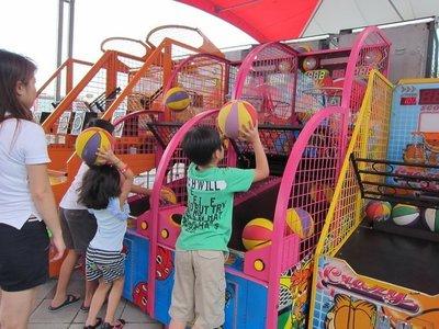 兒童投籃機出租&小型籃球機