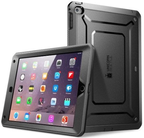 ㊣USA Gossip㊣ SUPCASE iPad Air 2 Case Heavy Duty 專用保護殼
