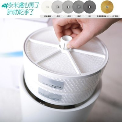 【Health Banco】空氣清淨器濾心訂購區(HB-W1TD1866)