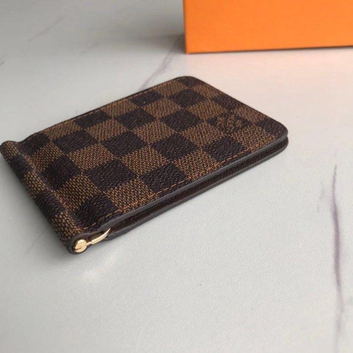 信用卡包 美金夾 鈔票夾 中間金屬夾錢包  簡單易用方便 隨時收納錢票 更容易置放褲袋