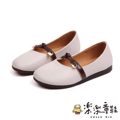 素色百搭公主皮鞋 中童 公主鞋 包鞋 女童 娃娃鞋 學生鞋 小童 氣質 男童 皮鞋 豆豆鞋