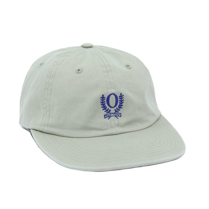 《 Nightmare 》ONLY NY Crest Polo Hat - Sage