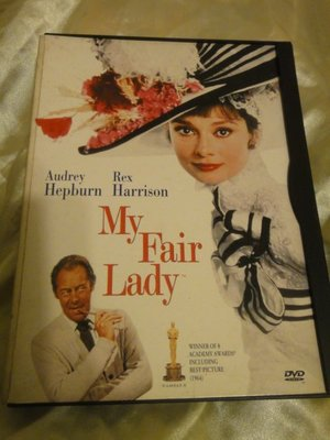 My Fair Lady 窈窕淑女 Audrey Hepburn 奧戴麗赫本