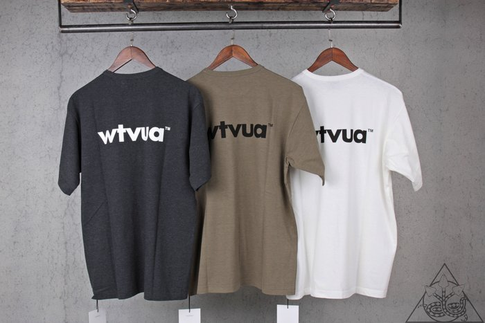 【HYDRA】Wtaps Industry. Design SS 04 Tee Copo 目錄款 短T【WTS122】