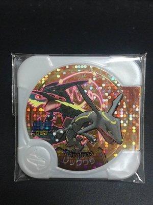 新品 正版台灣卡匣 神奇寶貝 寶可夢 TRETTA BS 台灣特別02彈 烈空坐 烈空座 (A)
