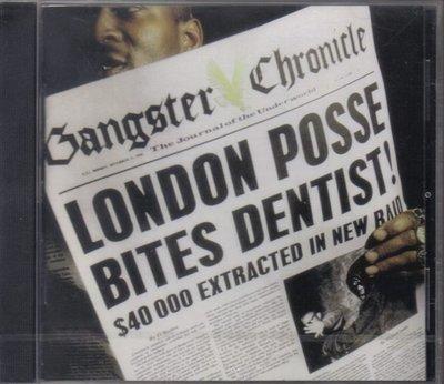 華聲唱片- London Posse / Gangster Chronicle / 全新未拆CD