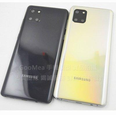 GooMea模型原裝 黑屏Samsung三星Note 10 Lite 6.7吋展示dummy摔機整人假機仿製交差網拍1:
