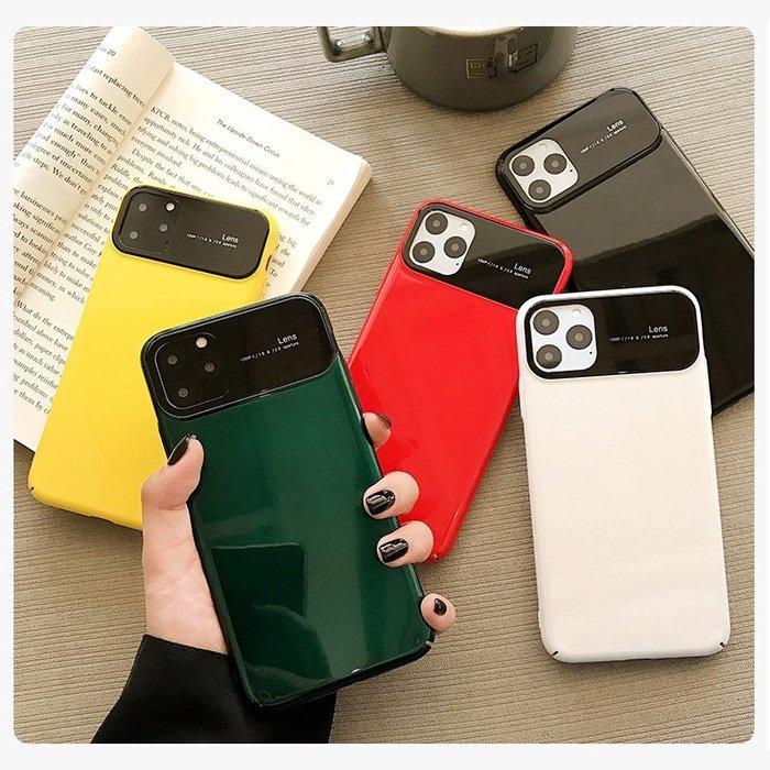 FuNFang_簡約糖果色全包手機殼 手機硬殼iphone 11 Pro Max X XS XR 78
