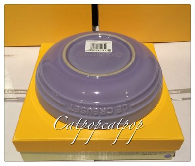 Le Creuset 全新 20cm Round Dish Pastel Purple